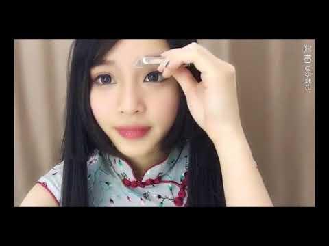 NOVO眉毛印章 - YouTube