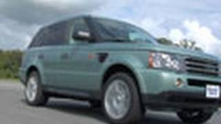 2006-2013 Land Rover Range Rover Sport Review | Consumer Reports