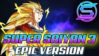 DRAGON BALL Z - Super Saiyan 3 Theme | EPIC ROCK ORCHESTRAL VERSION |