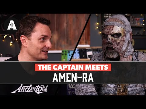 The Captain Meets Amen-Ra (Lordi)