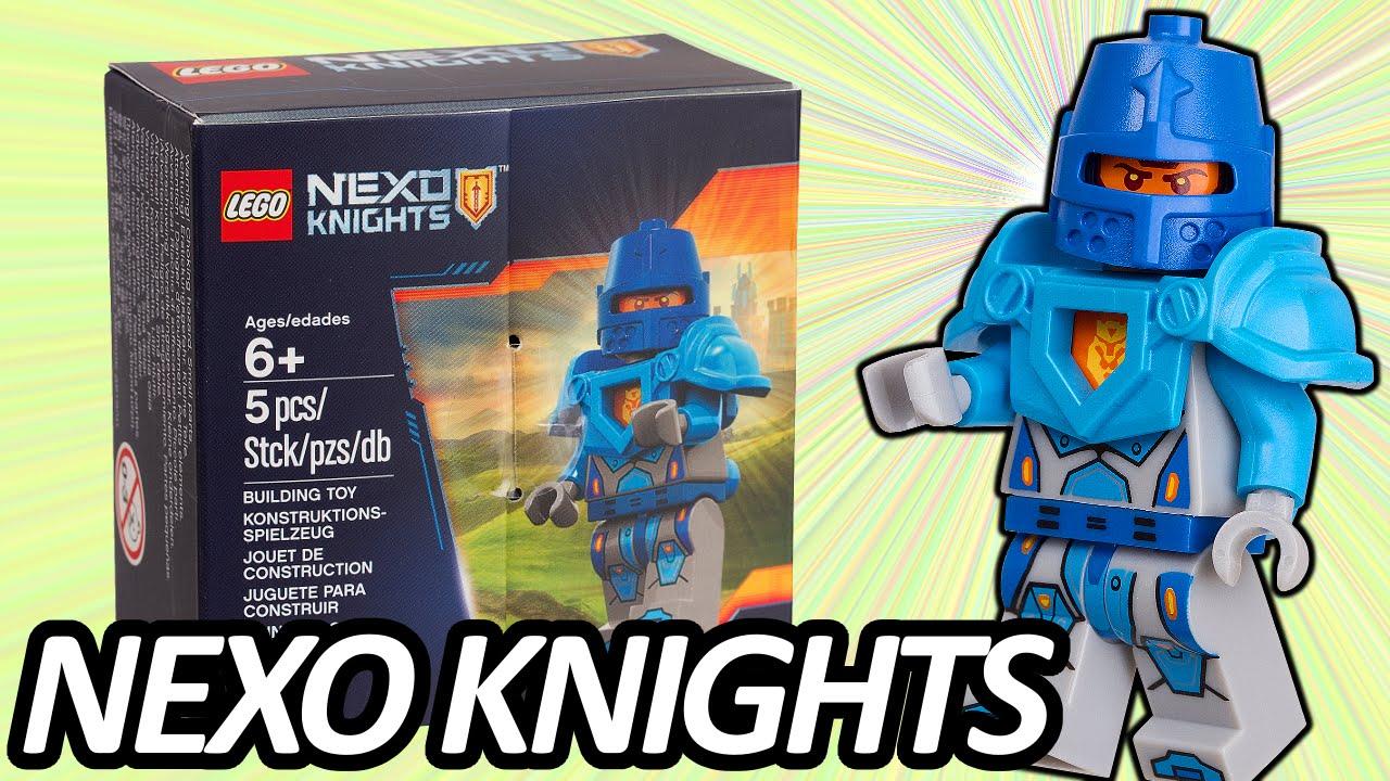 Lego Nexo Knights Royal Guard Minifigure New