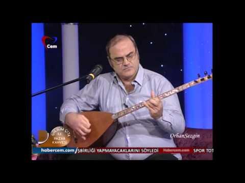Çetin Akdeniz - Gencebay Şarkıları (Vazgeç Gönlüm - İç Benim İçin - Bağrıma Taş Bastım)