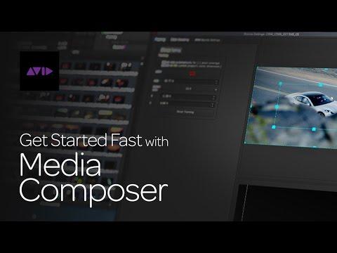 Get Started Fast with Avid Media Composer—Episode 1