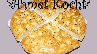 Rezept: Fladenbrot | AhmetKocht | türkisch backen | Folge 69