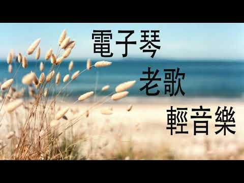 電子琴老歌輕音樂 放鬆解壓 Relaxing Chinese Music