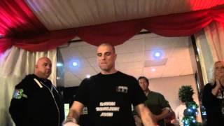 White Collar Fight Club Macually Hann v Darren Jones
