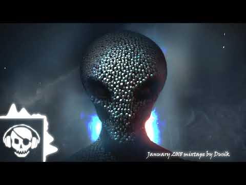 NEUROFUNK DRUM&BASS MIX - JANUARY 2018 [1080p HD] (free download)