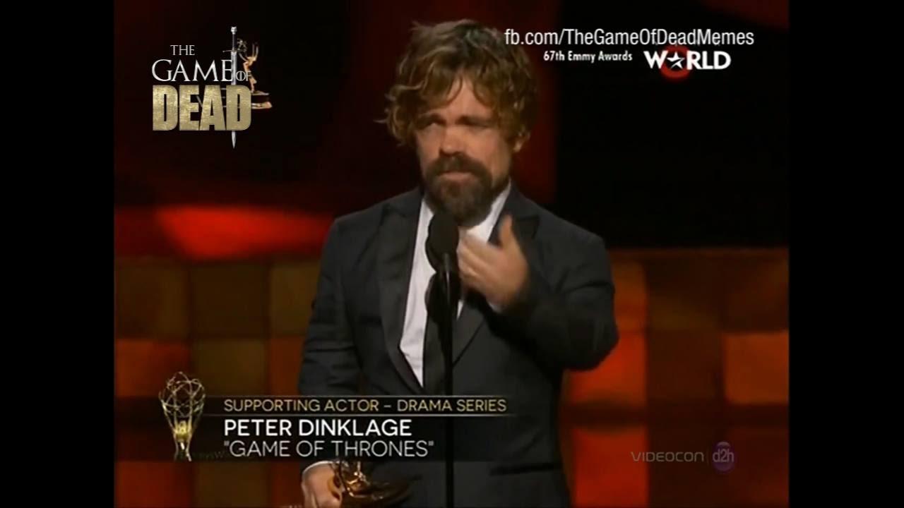 Download Premiación Emmy 2015: Game of Thrones (Subtitulado)