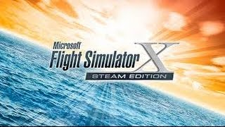 Microsoft Flight Simulator X deluxe edition on Windows 10
