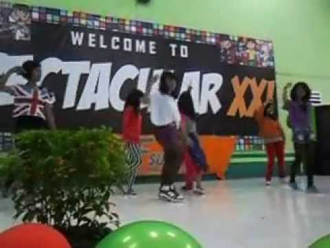 Dance Remix No Name Pensi SMPN 21 Suraya