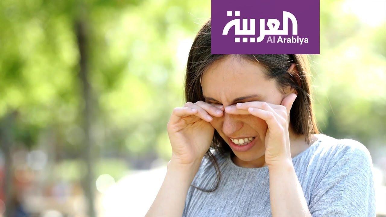 صباح العربية | كيف ينتقل فيروس كورونا من خلال العين؟