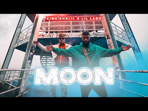 KING KHALIL ft. LIL LANO - MOON (PROD.BY FEWTILE) 4K VIDEO