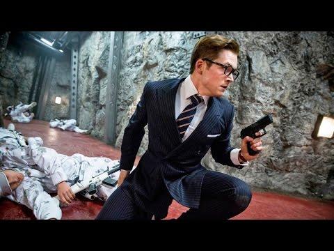 Kingsman: The Secret Service 2014 Red Band