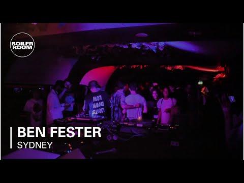 Ben Fester Boiler Room Sydney DJ Set