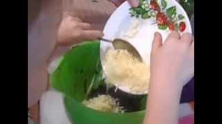Салат из свеклы и сыра за 5 минут!