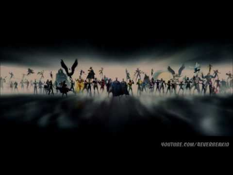 New DCEU Intro HD (with Justice League Doom Theme)