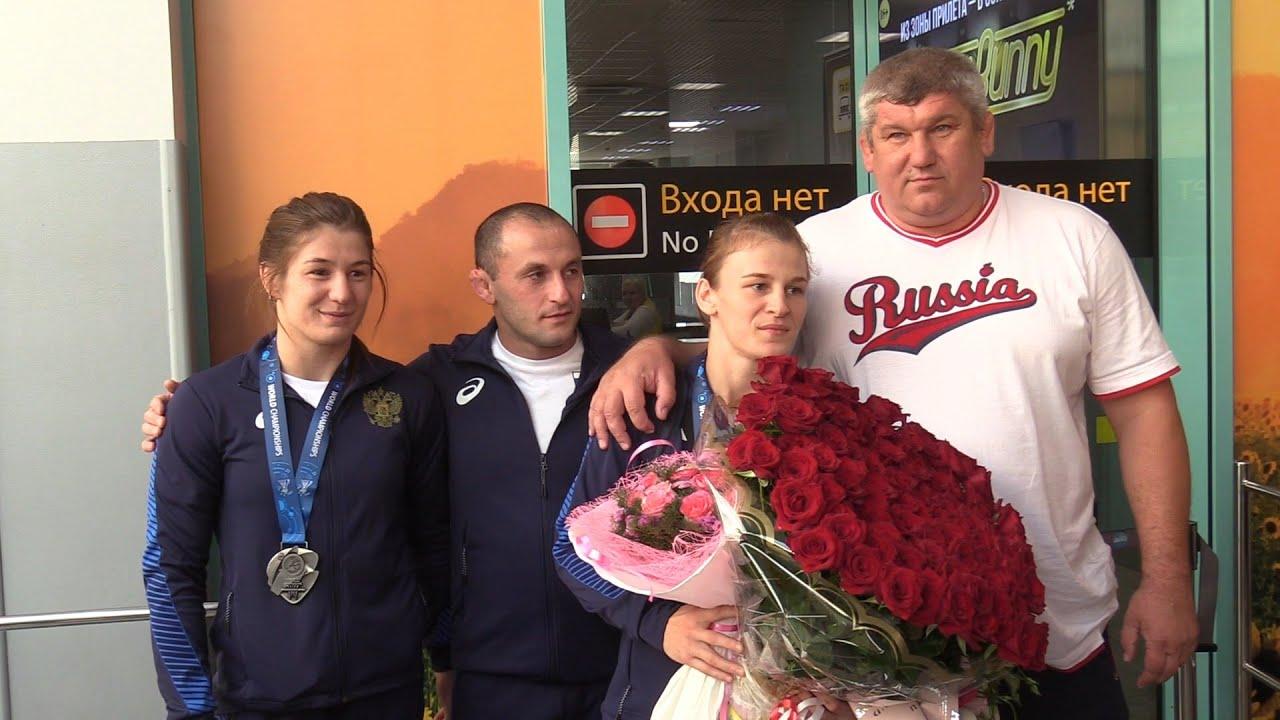 Екатерина Полещук - бронзовый призер Чемпионата мира по вольной борьбе