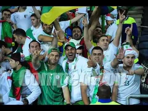 La nouvelle Chanson Pour L'equipe nationale 2013