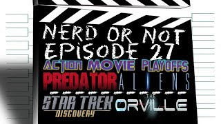 NoN Ep27  More Orville & Discovery! AMP Champion!! MOVIE RAGE!!