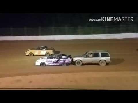 Stock 4 Main 7/23/16 Cherokee Speedway