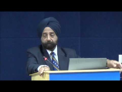 "Talk by Vice Admiral (Retd) Anup Singh on ""India's Maritime Domain: Untapped Opportunities"""