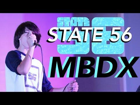 STATE 56 – MBDX (Original Song) LIVE