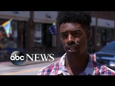 Unarmed black man speaks out about Waffle House altercation with police officer