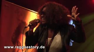 Tanya Stephens - 4/5 - What Would You Do / Home Alone - 19.07.2014 - RIB Festival - YAAM Berlin