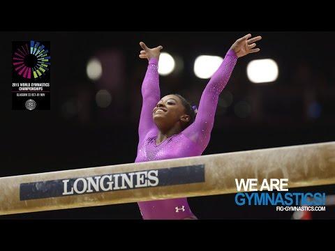 2015 Artistic Worlds - Women's All-Around Final, Highlights  - We Are Gymnastics !
