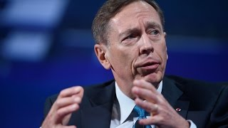 Trump Said to Consider Petraeus for Secretary of State