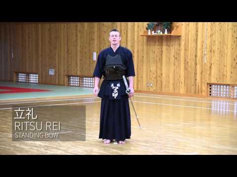 Kendo Basics :