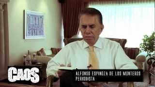 La Novela - Comentarios de Alfonso Espinosa de los Monteros sobre CAOS