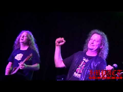 Voivod - Intro/Killing Technology live in Budapest 2017