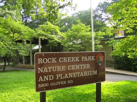 The Beautifull Rock Creek Park