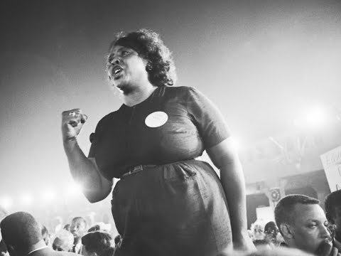 Black History Month: Fannie Lou Hamer