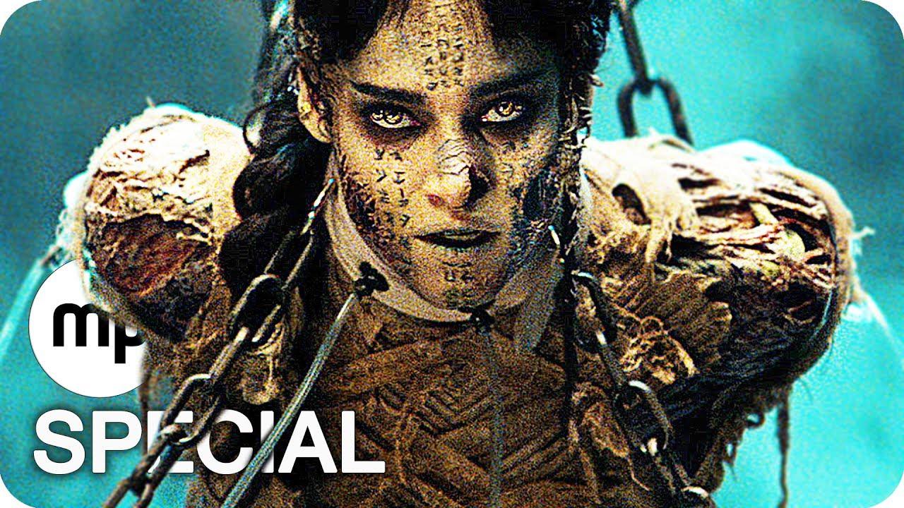 Die Mumie 4 Trailer