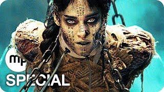 Die mumie film clips, featurettes & trailer german deutsch (usa 2017, ot: the mummy trailer)►abonniere uns! : http://www.bit.ly/mptrailerkinostart: 08.06.201...