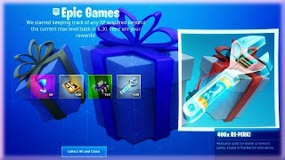 FORTNITE : Level UP Rewards - StW | PvE