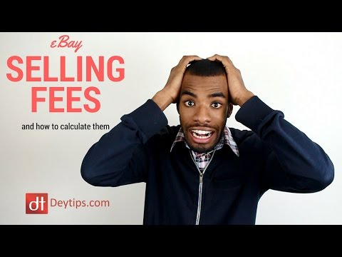 eBay fees and how to calculate your eBay selling fees correctly