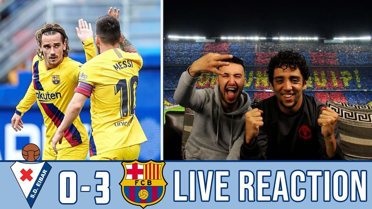 Download MSG SHOW THEIR CLASS IN BARÇA'S VICTORY! | REACTION - REACCIONES