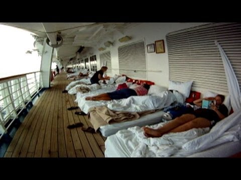 Thumbnail: Carnival Cruise Ship Broke Away from Port with 800 Onboard