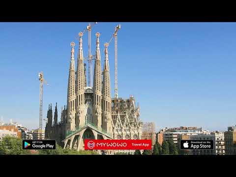Sagrada Familia – Today – Barcelona – Audio Guide – MyWoWo Travel App