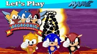Sega Sonic the Hedgehog - Arcade - Full Game Playthrough