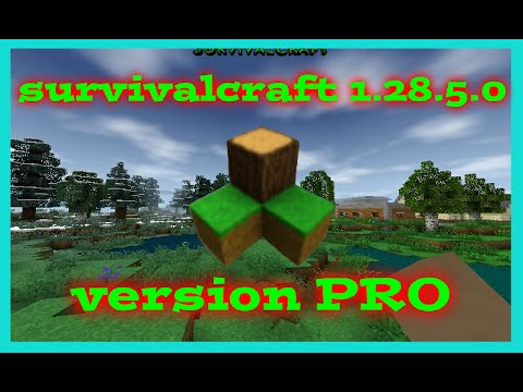 How To Download Survivalcraft 2 Apk Android Game