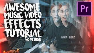 Три супер простых и мощных эффектов для видео в Adobe Premier Pro