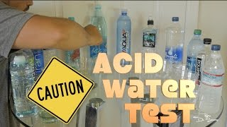 Testing Bottled Waters in Hawaii - Shocking Results