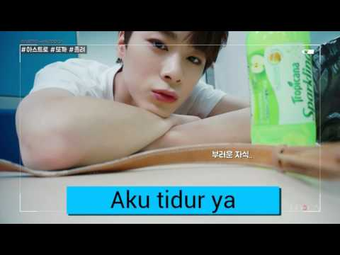 IMAGINE ASTRO | Moonbin As your boyfriend (FAKE SUB INDO)