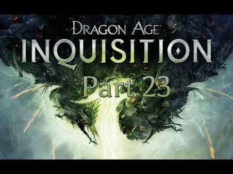 Dragon Age Inquisition gameplay Walkthrough HD - Solas and Varric Hump Air - Part 23