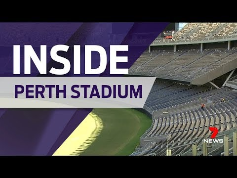 Inside: Perth Stadium