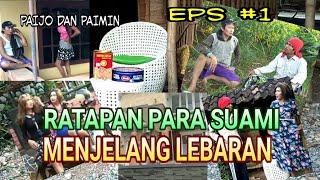 Berlebaran atau pingin pamer #eps1 - komedi Cenut Nut